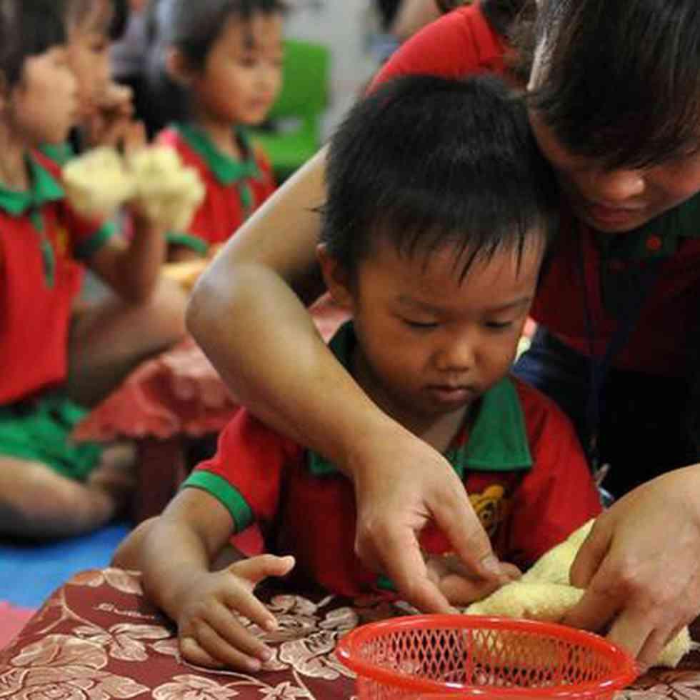 learners in Vietnam