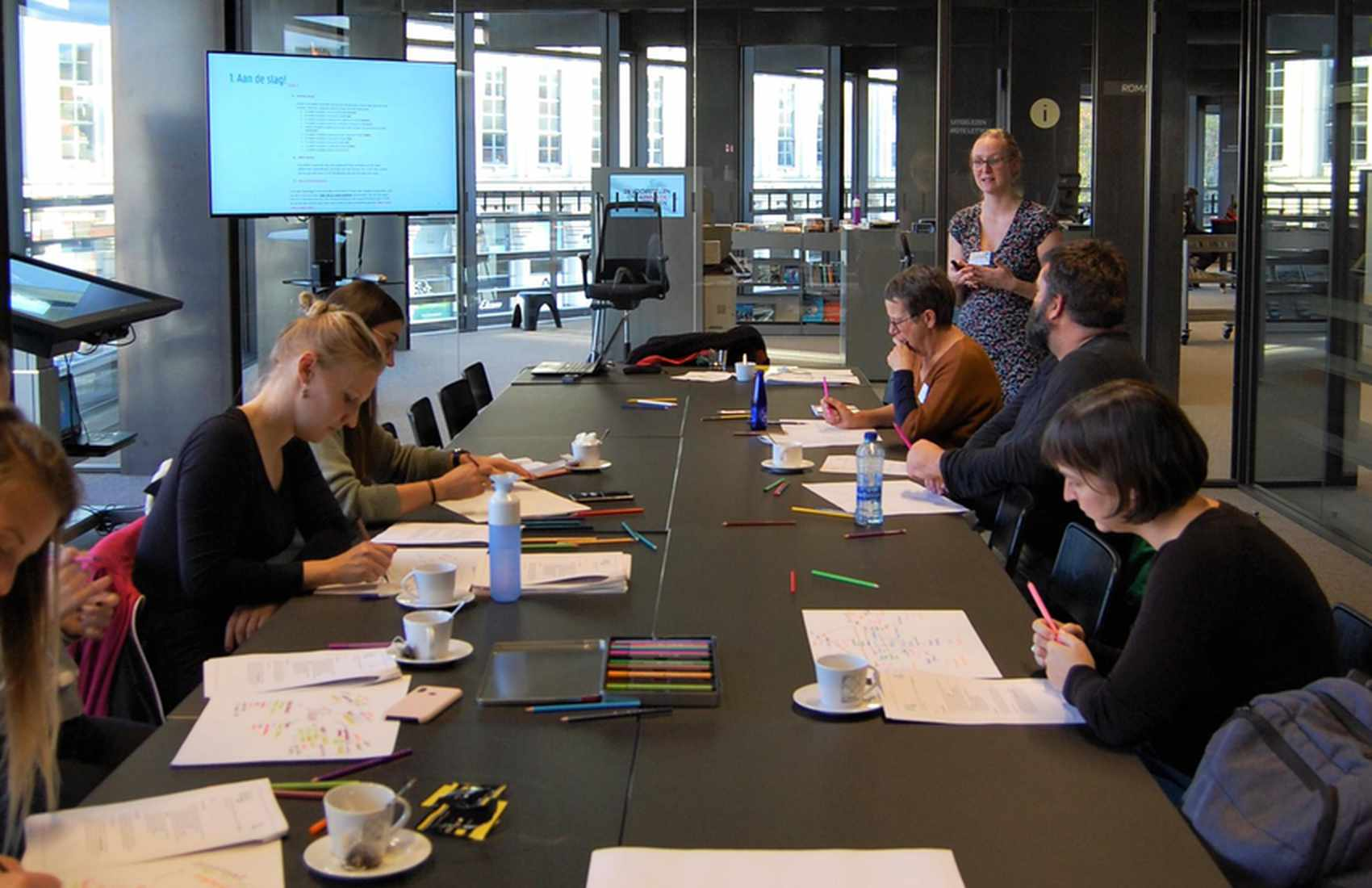 Workshop 'Working with language passports' - Fauve De Backer (Centre for Diversity & Learning)