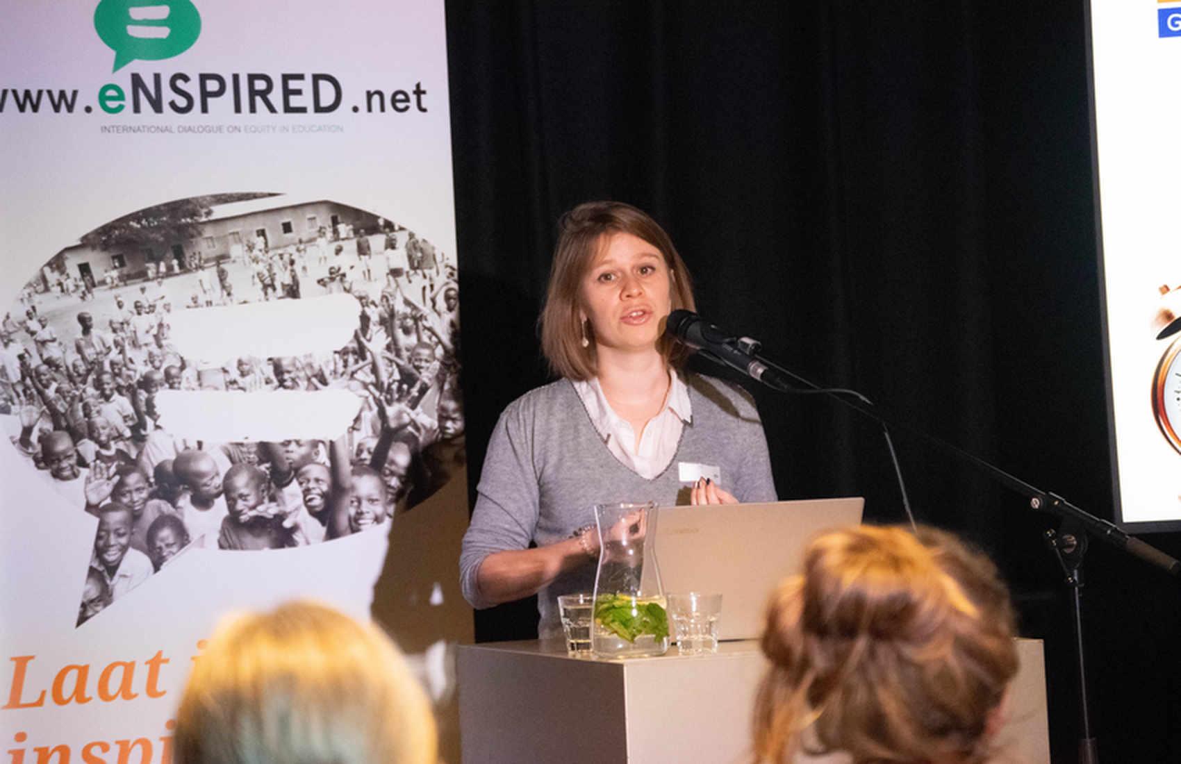 Wendelien Vantieghem (VUB) verdiept zich in gender in de Vlaamse onderwijswereld.