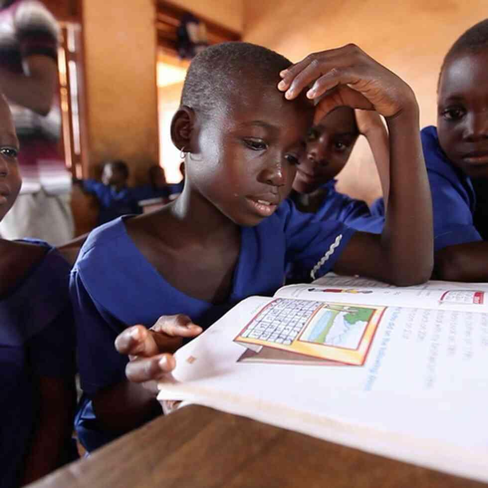 Pong Tamale Experimental Primary School Ghana, May 2016  Credit: GPE/Stephan Bachenheimer
