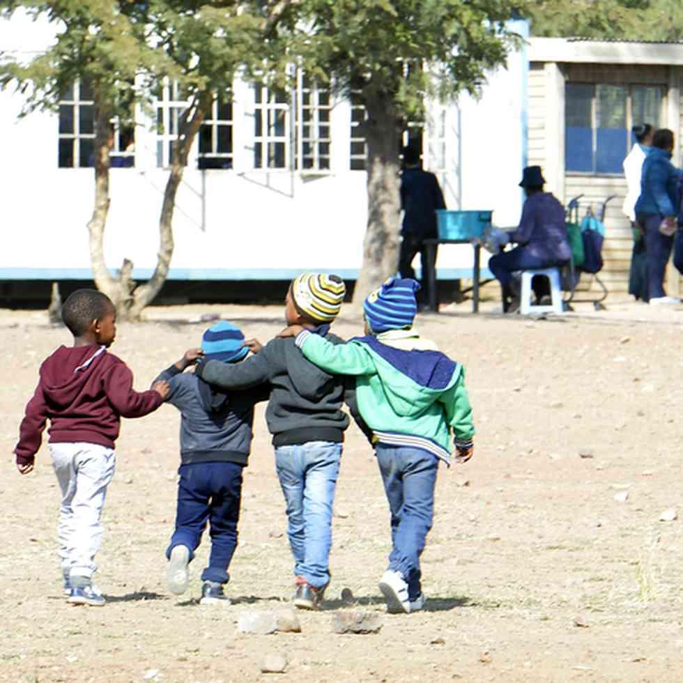 Inclusief onderwijs - gelijke onderwijskansen