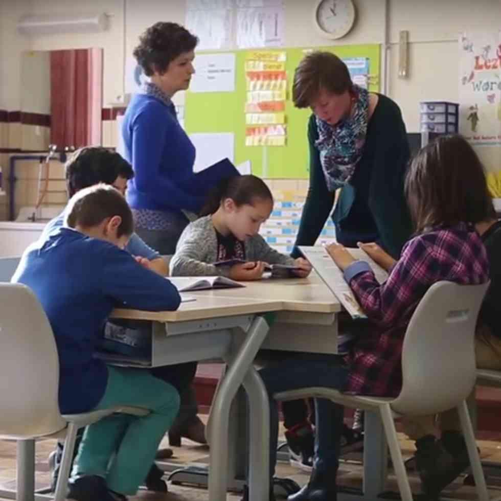 De kracht van co-teaching in het M-decreet