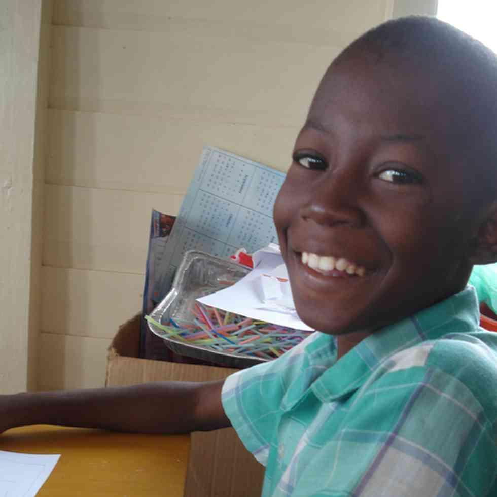Help me worden wie ik wil zijn! Gelijke onderwijskansen in Suriname