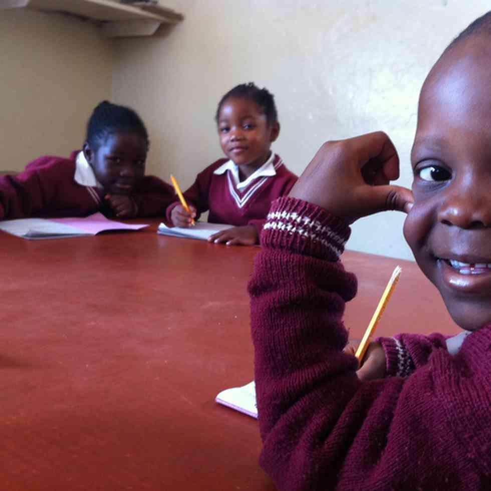 Zambia - meertalig onderwijs