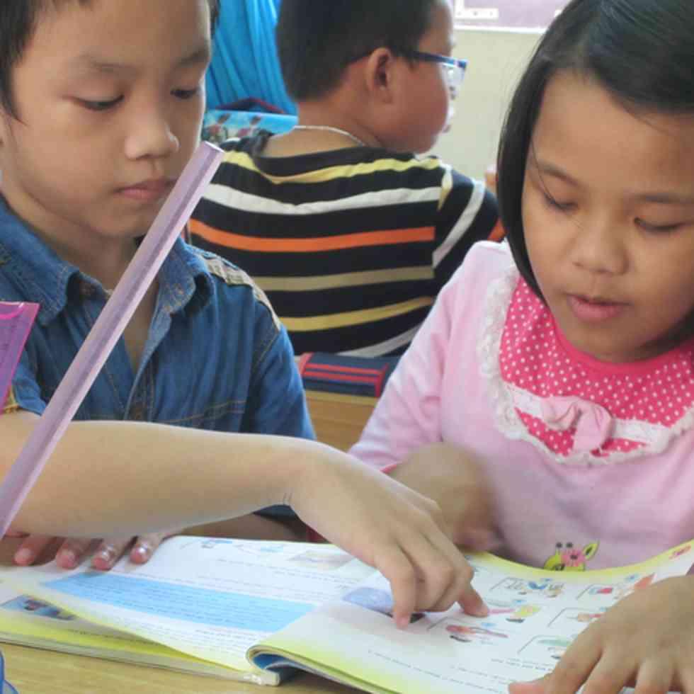 Tweetalig onderwijs in Vietnam