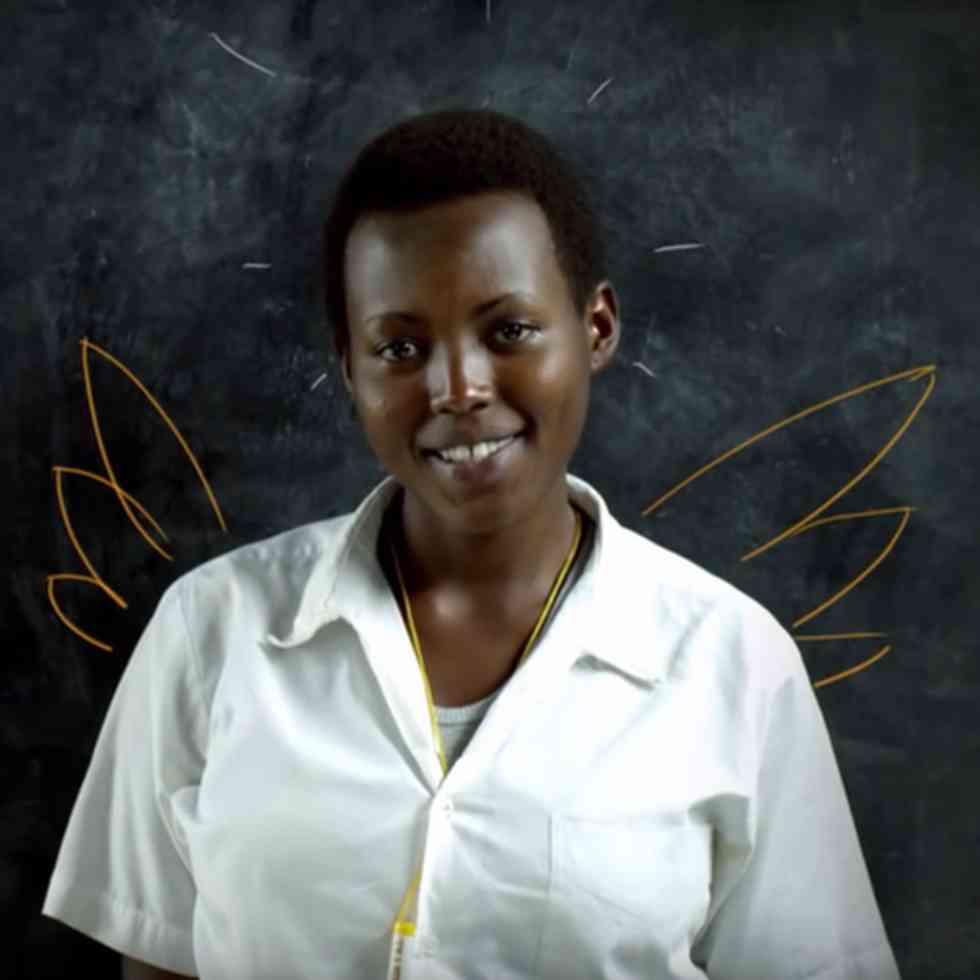 Ni Nyampinga, een beweging voor en door meisjes