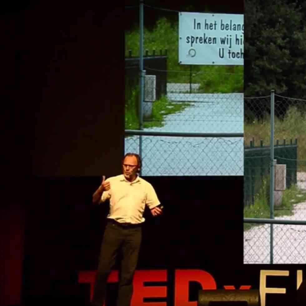 Piet Van Avermaet about multilingualism in Flemish education