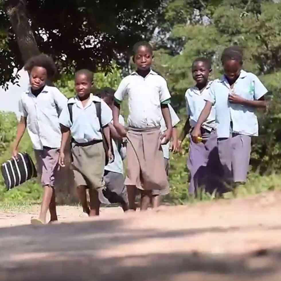 Gemeenschapsscholen in Zambia: De leraar doet er toe!
