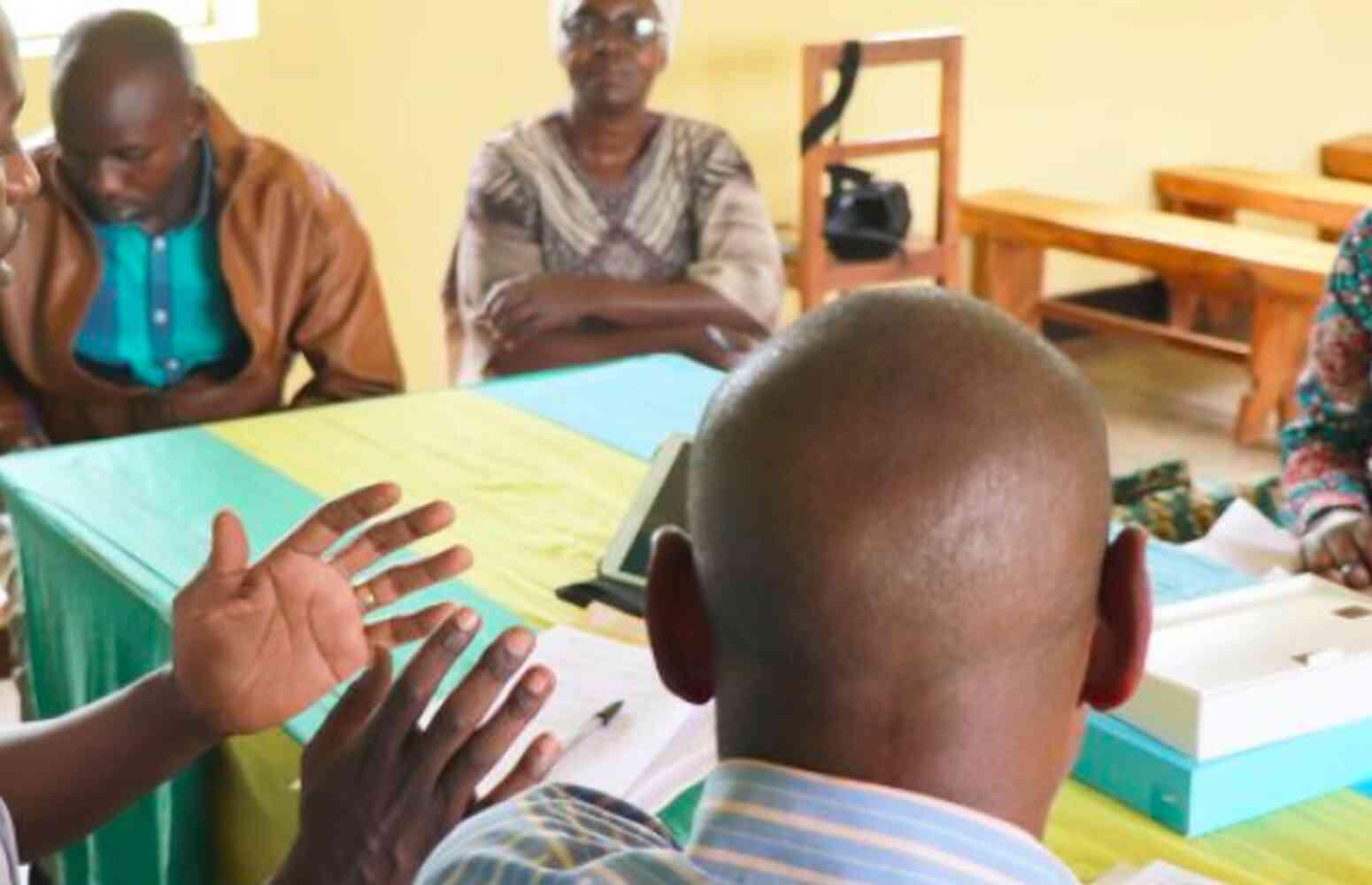 Professional Learning Communities in Rwanda